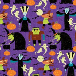 K and co halloween whimsey