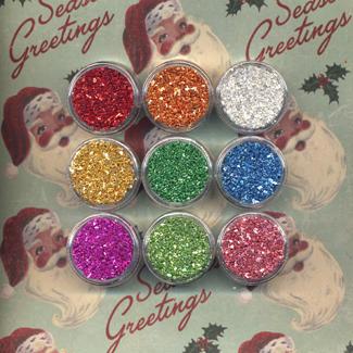 Glass-glitters!