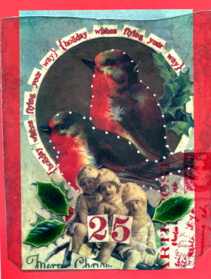 Altered-Christmas-Card!!!
