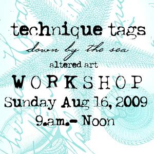 Technique tags