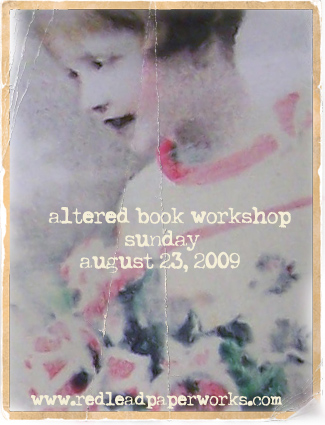 Altered-book-workshop!