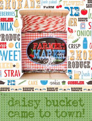 Daisy-bucket!