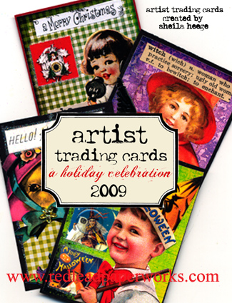 Artist-trading-card-holiday