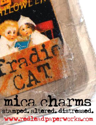 Mica-charms!