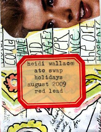 Heidi wallace!