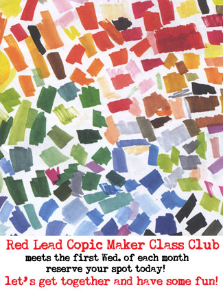 Red-Lead-Copic-Club!
