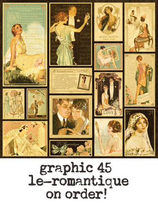 Graphic45-on order!