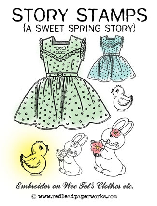 A-sweet-spring-story!