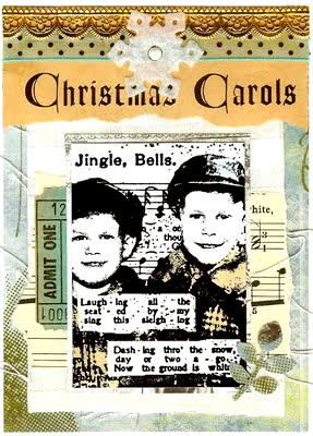 Audrey-Christmas-Carols