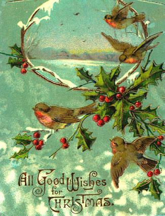 Christmas-Creating!