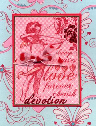 Valentine-card!