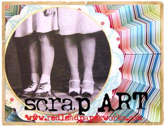 Scrap-ART-rosettes!