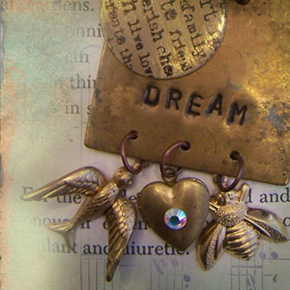 Patina-altered-art-charm-swap!