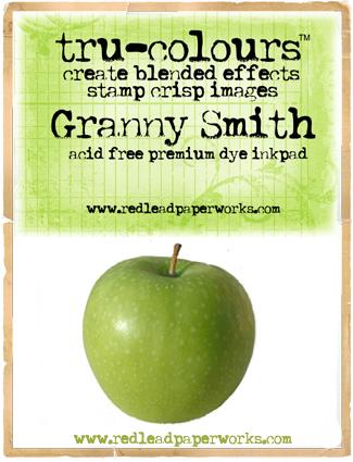 Tru-colours-GrannySmith!!
