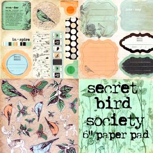 Scrap-book-paper