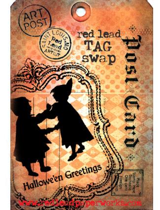 Post-Card-Tag-Swap!