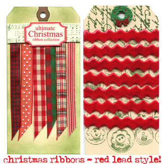 Christmas-ribbon!