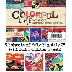 Paper-pad-colorful