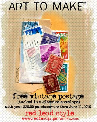 FREE!Vintage-Postage!
