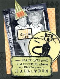 Halloween-Card!