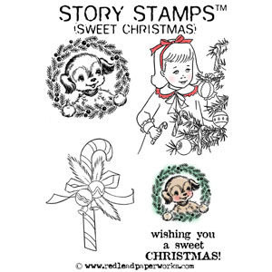 Rubber-stamps-Christmas-Wis
