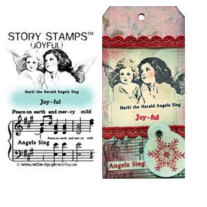 Rubber-stamp-Hark