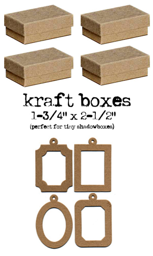 Boxes-frames