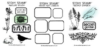 New-story-stamps!