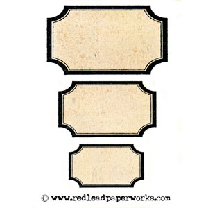 Rubber-stamps-labels-