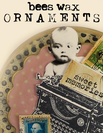 Bees-Wax-Ornaments!