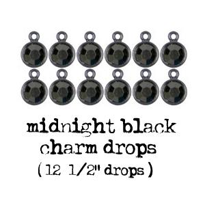Charm-black-drops