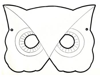 Owl-Mask