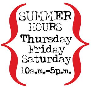 Summer-Hours