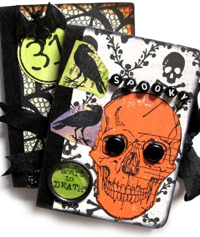 Mini-Halloween-Books!