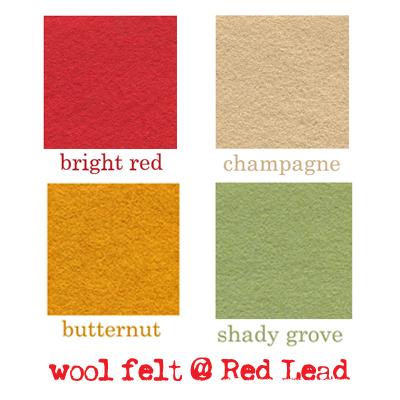 Wool-Felt!