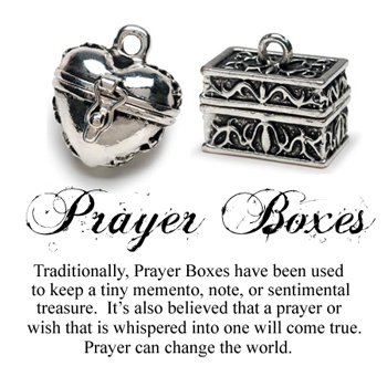 Prayer-Boxes!