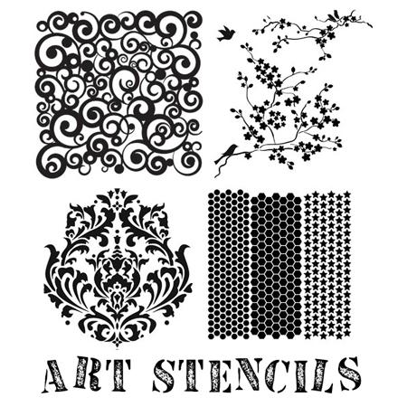 Art-stencils