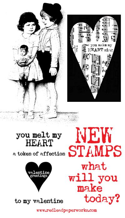 New-Valentine-Stamps!