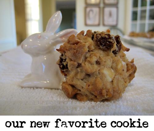 Favorite-cookie