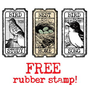 Rubber-stamps-bird-tickets