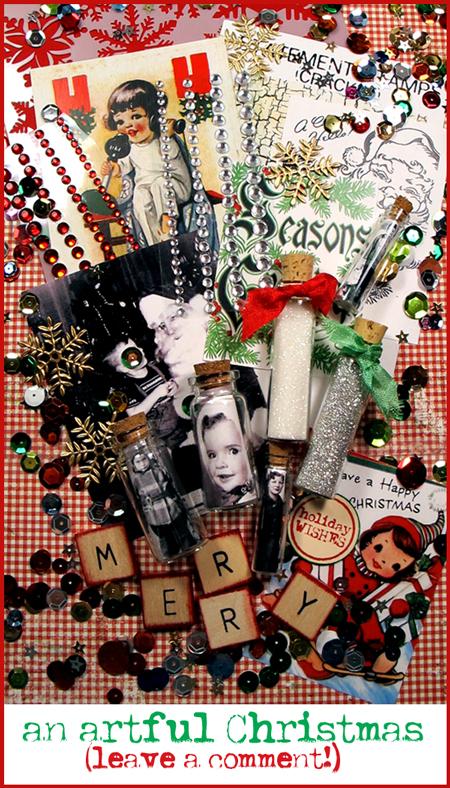 Artful-Christmas!