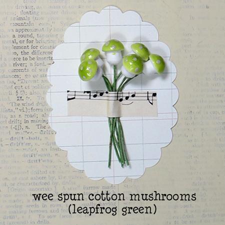 Pixie-Mushrooms!