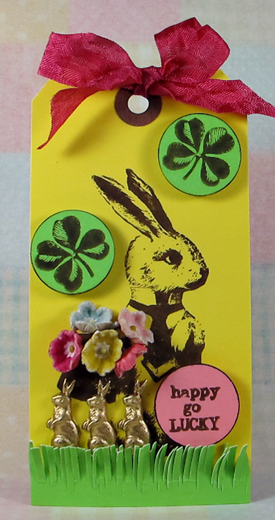 Top-Hat-Bunny!!