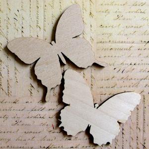 Shapette-Butterfly