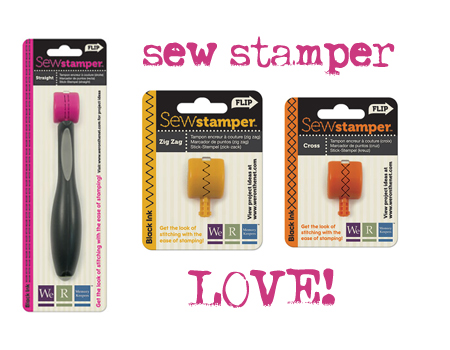 Sew-Stamper-Love!
