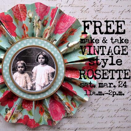 Free-rosette!