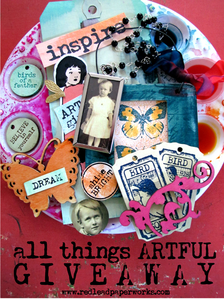 Giveaway-Artful!