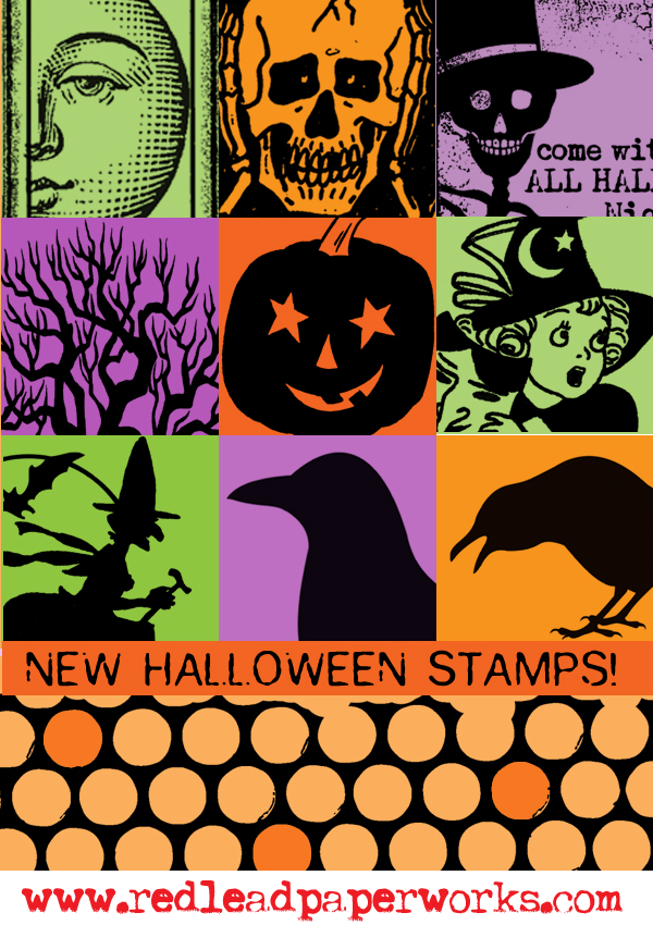 New-Halloween-Stamps!