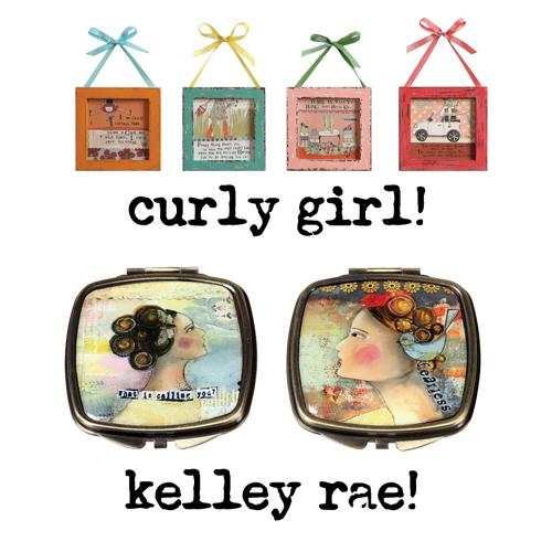 Curly-girl-kelley-rae!