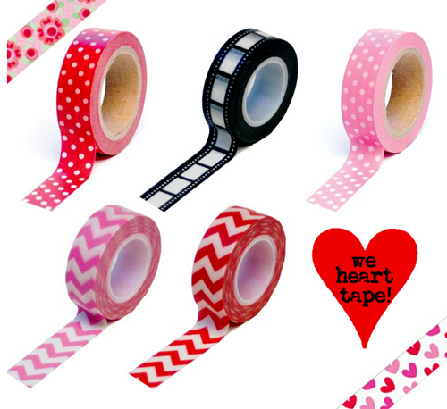 We-heart-tape!!